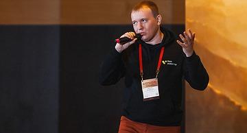 Вадим Фоминых, руководитель отдела разработки и развития «Ваш инвестор», выступил спикером INFOSTART 2021